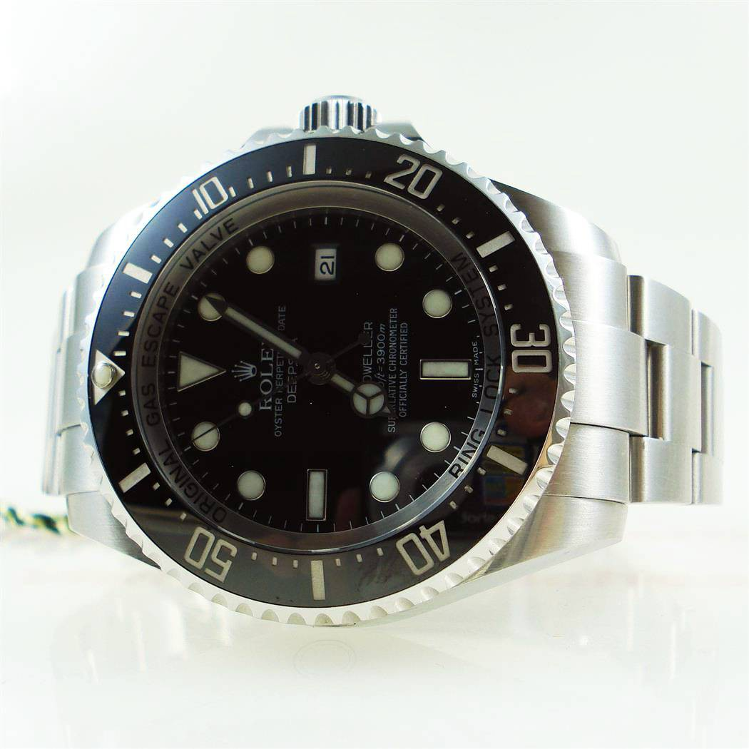 Rolex Deep-Sea 116660 NEW