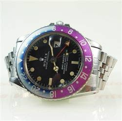 Rolex GMT-Master 1675 ALL RED