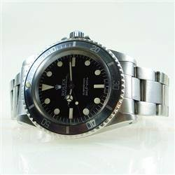 Rolex Submariner 5513 Maxi Lollipop