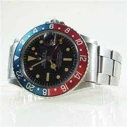 Rolex GMT-Master 1675 RADIAL ALL RED