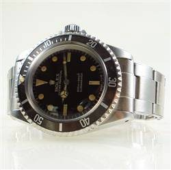 Rolex Submariner 5513 BART SIMPSON