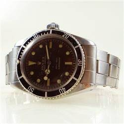 Rolex Submariner 6538 Tropical