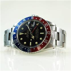 Rolex GMT-Master 1675 UNDERLINE B&P