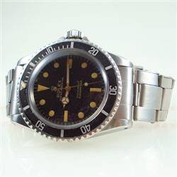 Rolex Submariner 5513 SWISS ONLY
