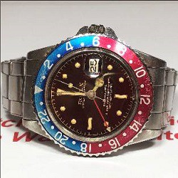 Rolex GMT-Master 1675 TROPICAL